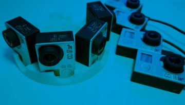 GoPro VR Opstelling 360 Graden