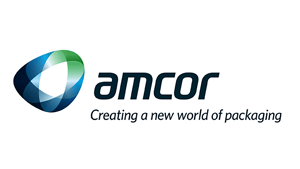Logo Amcor color