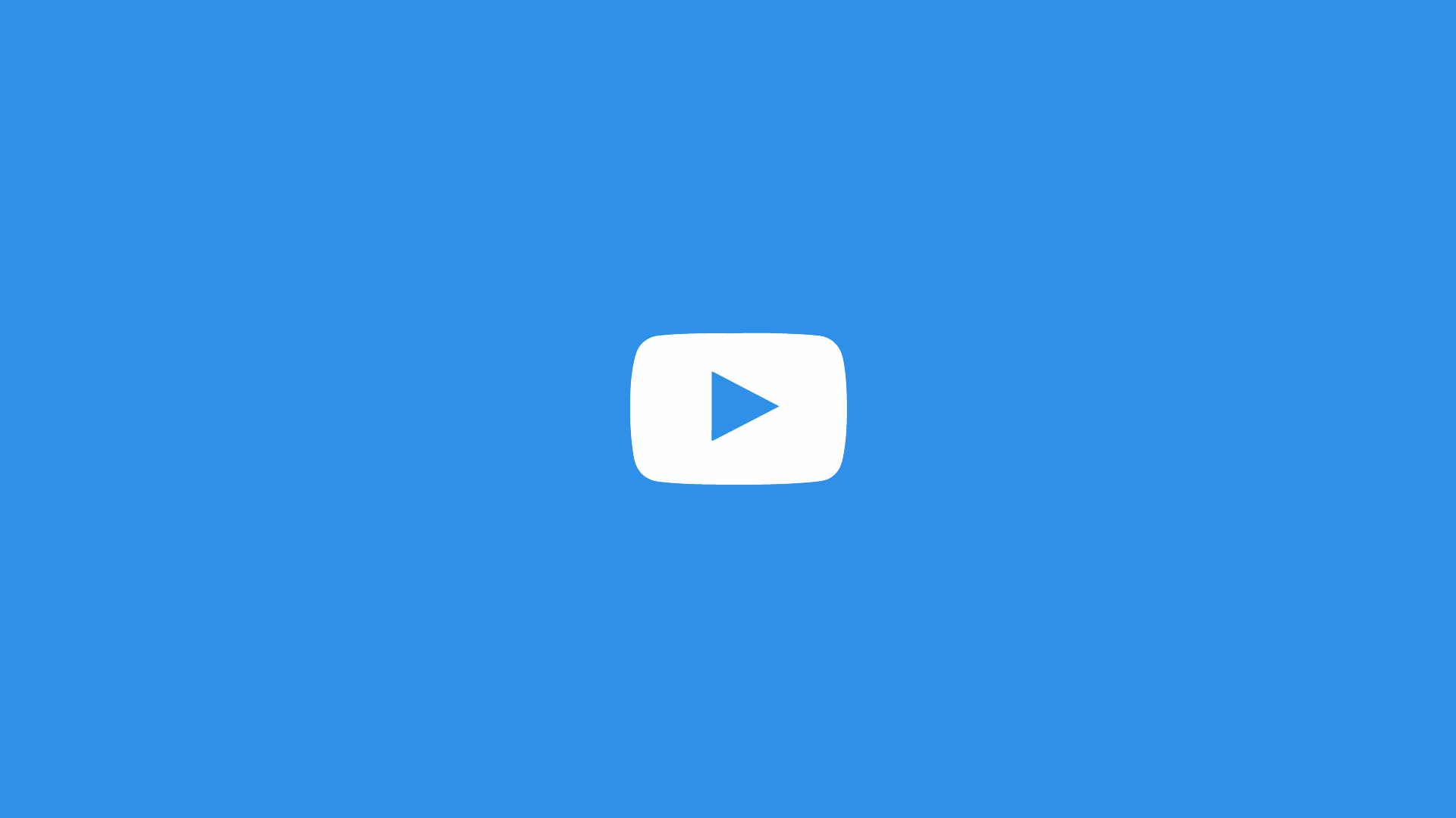 YouTube Blauw