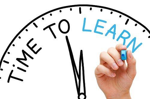 Tijd om te leren