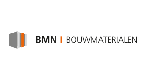 Logo BMN Bouwmaterialen kleur