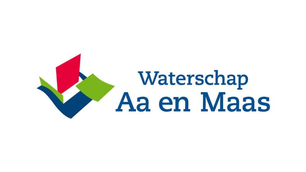 Logo - Waterschap AA & Maas - ZoomWorks - JPG